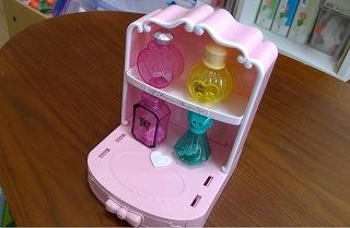 色が変わる香水おもちゃ