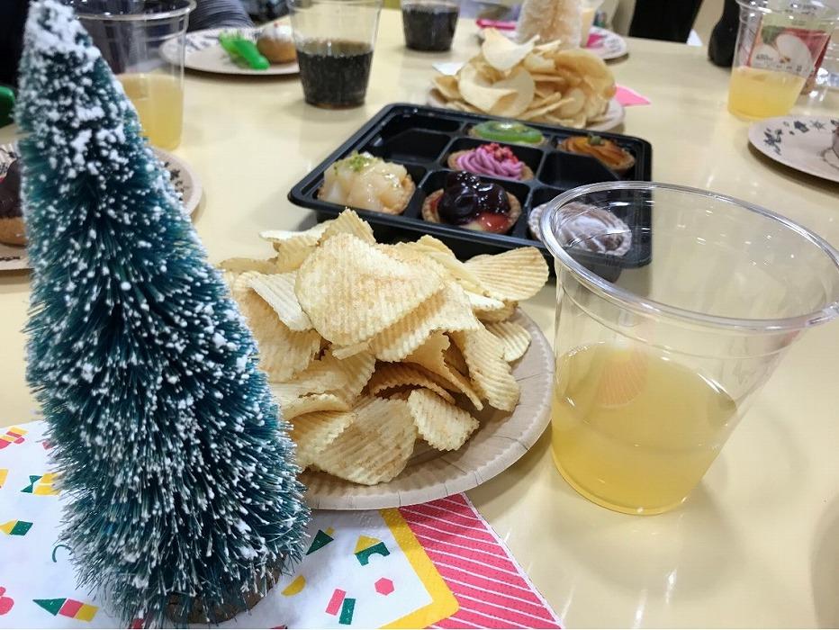 チルドレン・センターのクリスマスパーティ2019